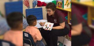 Mrs. Yolanda Quiroz, currently teaches at Palacios Elementary in Pharr.