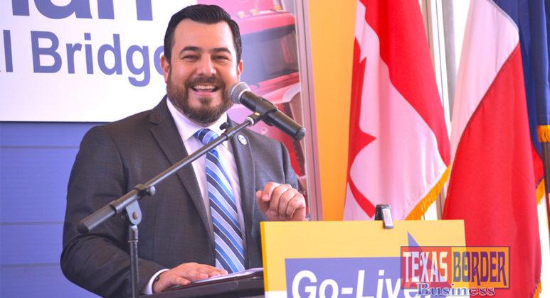 Bridge Director Luis Bazan