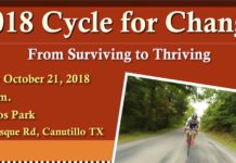 6th Annual Cycle For Change Unites Cyclists From El Paso, New Mexico And Ciudad Juarez