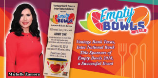 Food Bank RGV's Empty Bowls 2018 Fundraising Event