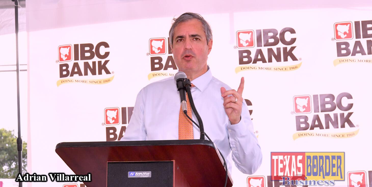Adrian Villareal, IBC Weslaco