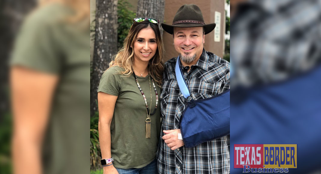 Author and screenwriter Michael Anthony Steele lives to continue telling stories thanks to Nurse Jessica Ramos who saved his life.