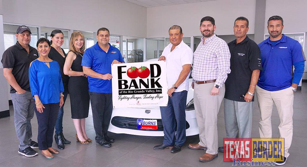 South Texas Food Bank Staff