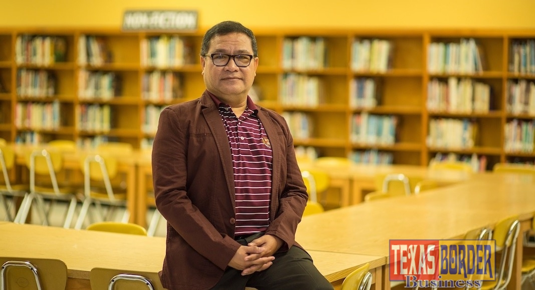 Born and raised in the Philippines, educator and children's author Rey Jope says growing up poor gave him the privilege of having the best stories to tell.