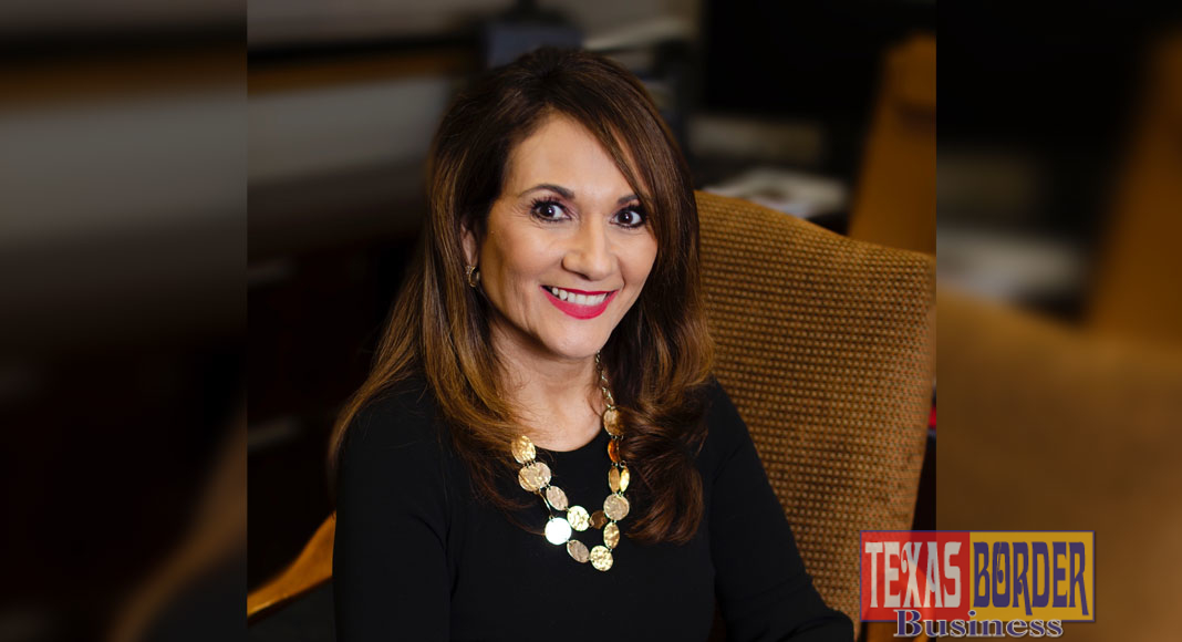 Veronica Gonzales, UTRGV Vice President of Governmental and Community Relations