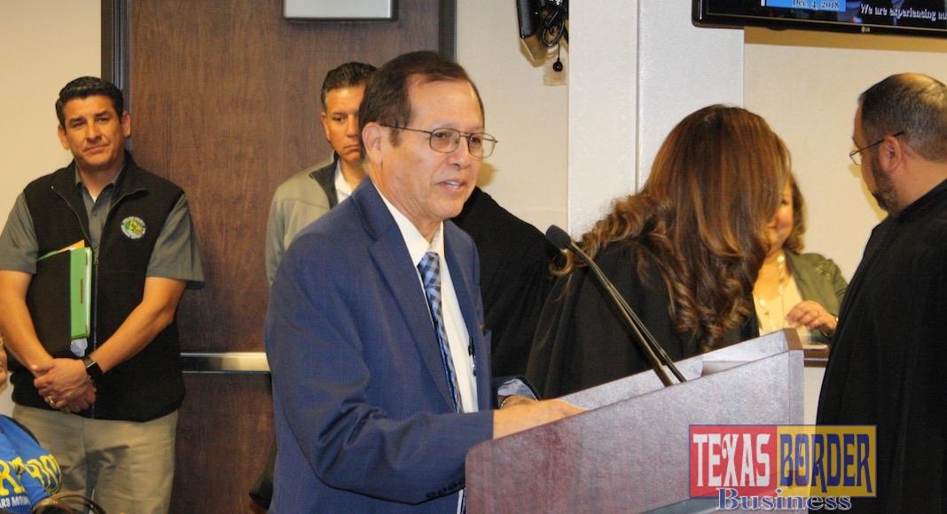 275th District Court Judge Juan R. Partida.