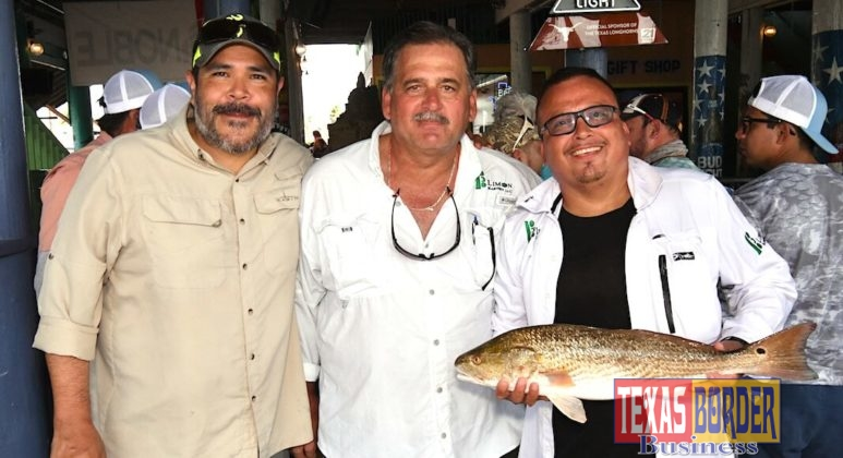 Rolando Limon, Ross, Aaron Leyva from Limon Masonry in Pharr, Texas