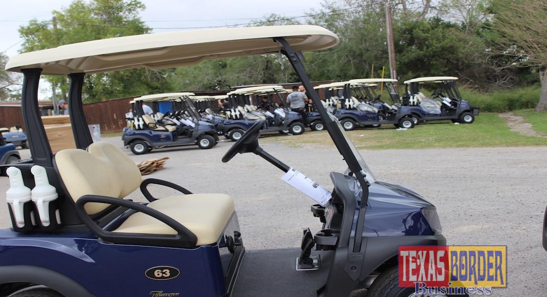 Harlingen Acquires A Fleet Of 65 Gas Powered Golf Carts