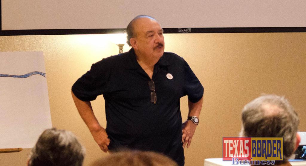 Joe Vidales returns for another Sunday Speaker Series presentation.