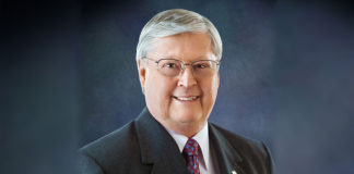 Dennis E. Nixon is CEO of International Bank of Commerce in Laredo, and chairman of the board of International Bancshares Corporation.
