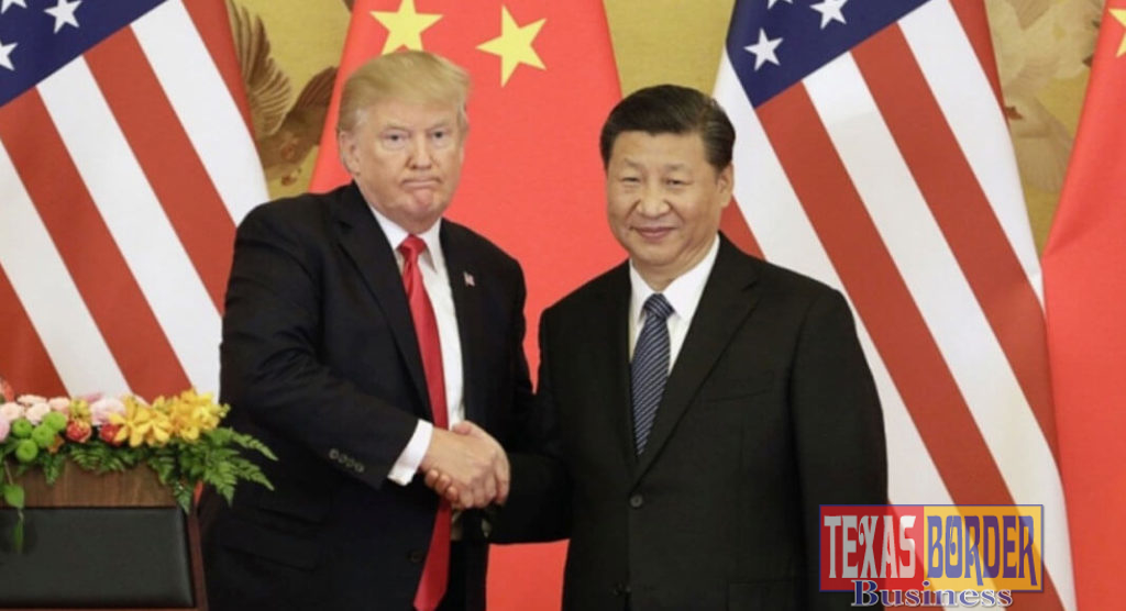 President Trump and Chinese leader Xi Jinping