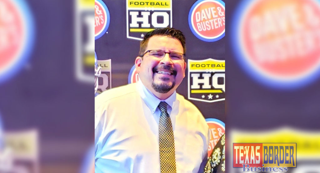 Eddie Deaso, Dave & Buster General Manager