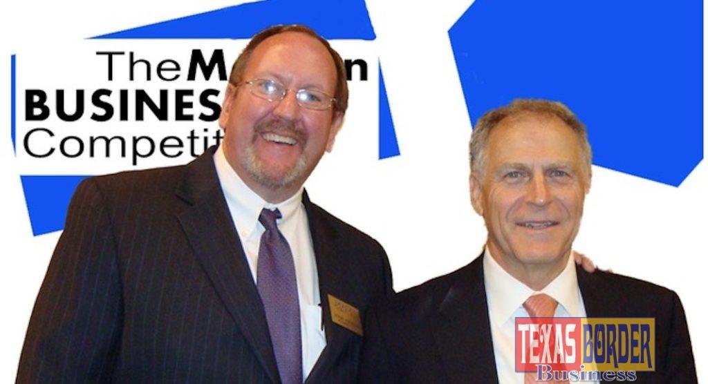 Steve Ahlenius, President & CEO Of The McAllen Chamber; Keith Patridge, President & CEO Of The McAllen Economic Development Corporation