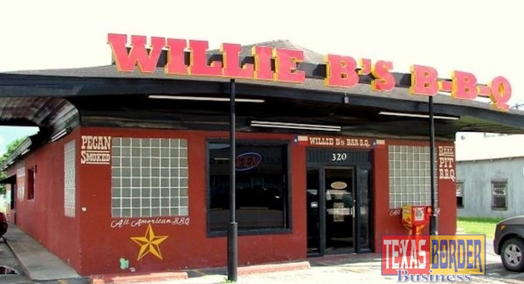 Willie B's BBQ and G&S Glass Approved for the Small Business