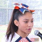 Larissa Lopez Eisenhower Student Council President