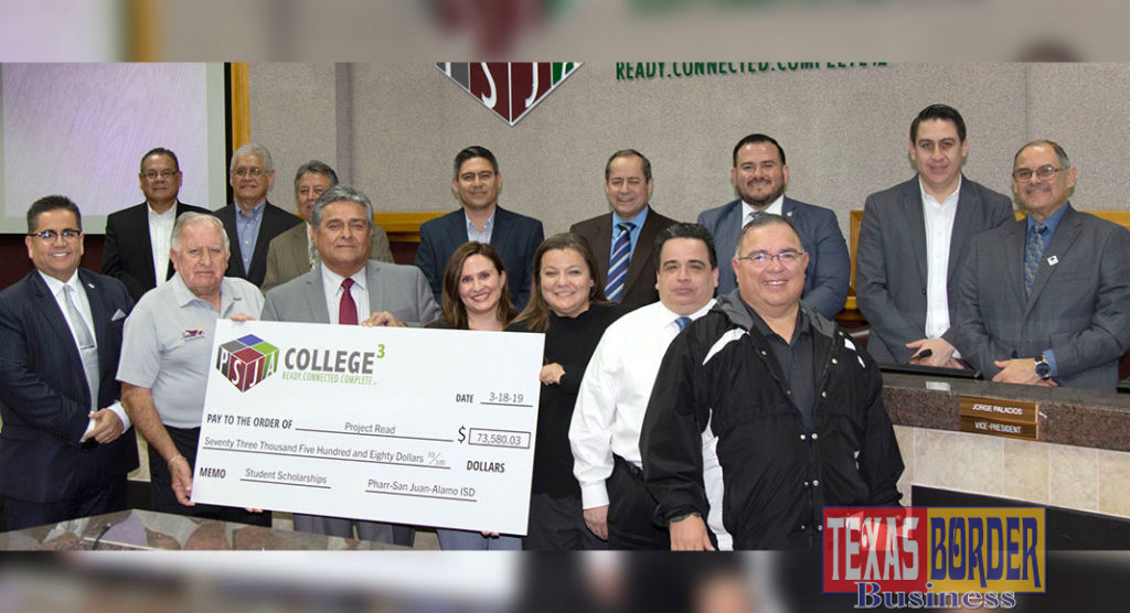 PSJA ISD, Pharr Housing Authority Create Agreement to Utilize funds