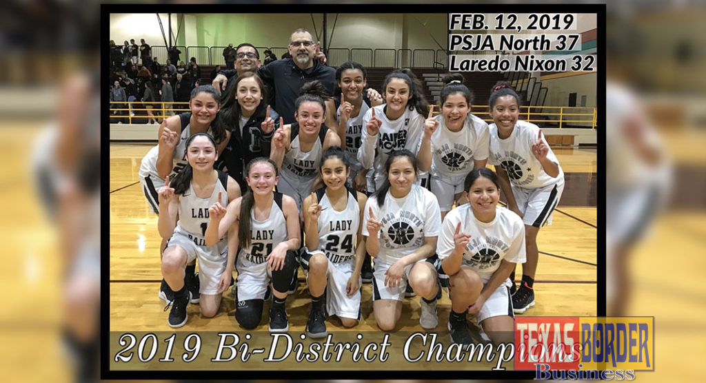 Congratulations to the Lady Raiders and their Coach Randy Bocanegra for a great season!