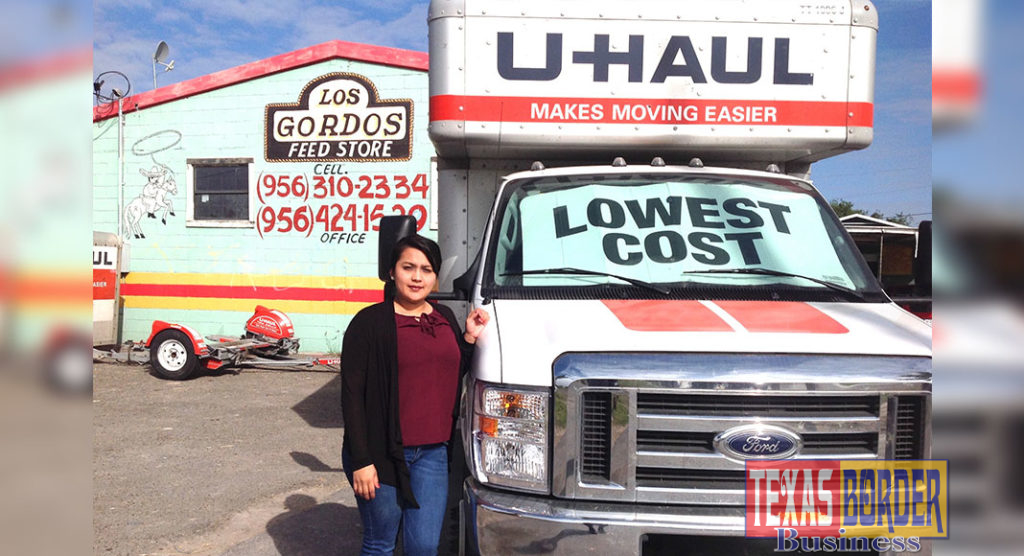 """Manager Sal and Assistant Vianney are excited in helping U-Haul customers in Peñitas with their moving needs. Our team is here to serve you 6 days a week. We invite you to read our unedited online customer reviews on-line at U-Haul.com"""