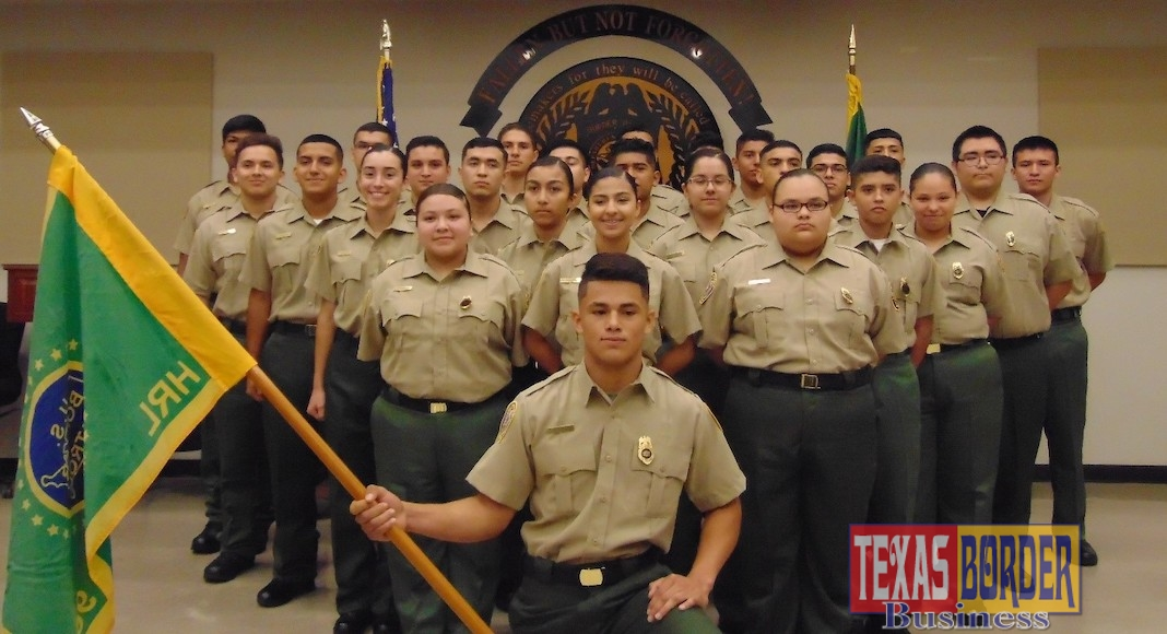 Border Patrol Graduates 26 Explorers and Remains Invested in