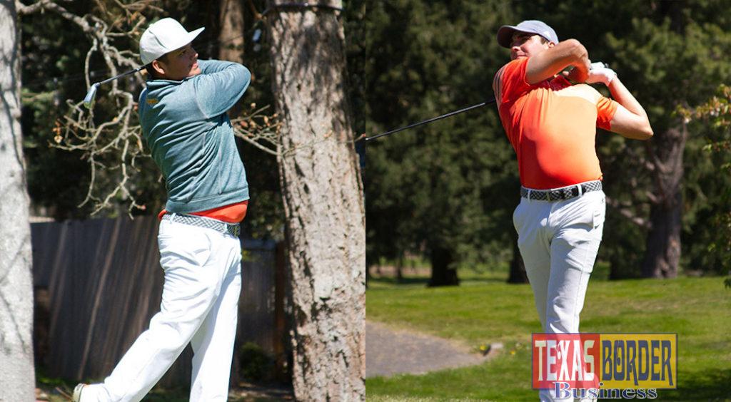 Pedro Lamadrid (L) and Alvaro Hernandez (R)