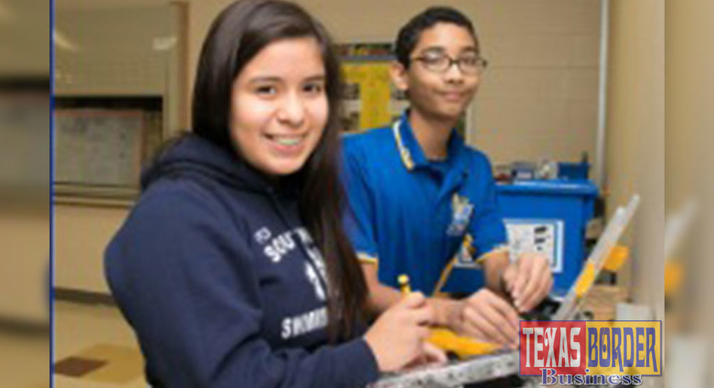 PSJAT-STEM was the firstschoolwithin the district to be designated Early College by theTexasEducation Agency