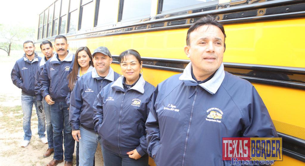 Edinburg Cisd School Bus Driver Inspires Family Texas Border Business