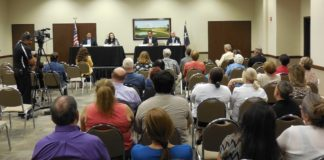 The Weslaco Area Chamber of Commerce will host a candidate forum on Wednesday, June 26 at 6 pm at the Business Visitor & Event Center. The candidates are running in the city's special election to fill the vacancy of Weslaco City Commissioner District 4. No endorsements of any form will be allowed.