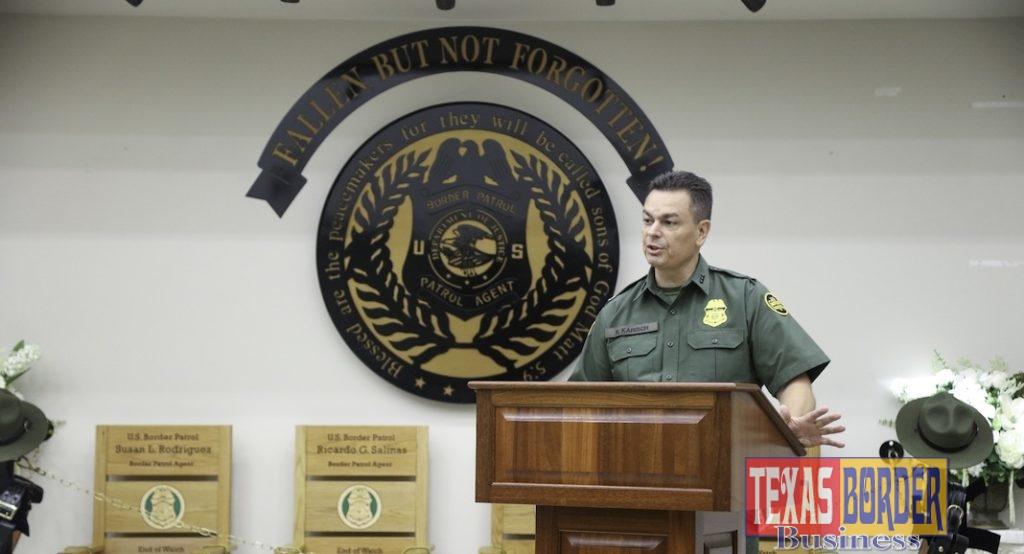 Harlingen Border Patrol Station Hosts Family Academy