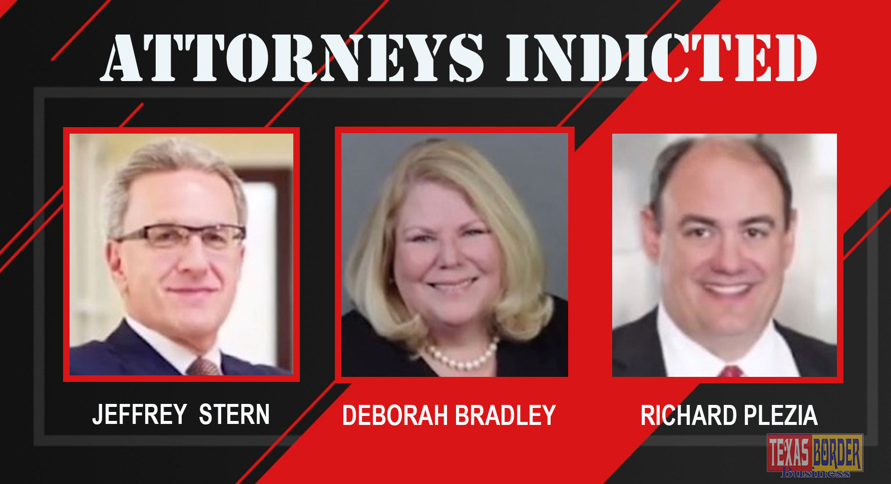 Houston Personal Injury Attorneys and Case Runners Indicted