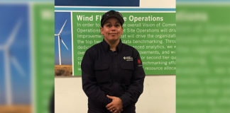 TSTC Wind Energy Technology Alum, Eva Gonzalez