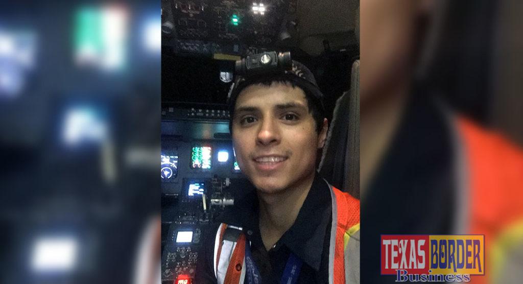 TSTC Alumn Alex Herrera