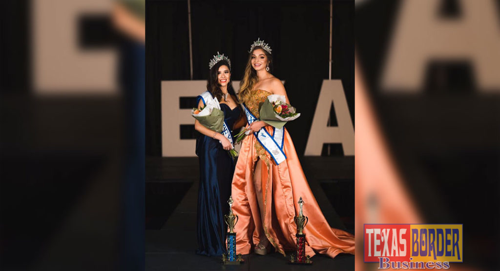 Lucy Lopez Miss Texas World America 2019 and Genesis Garza Miss Texas Teen World America 2019