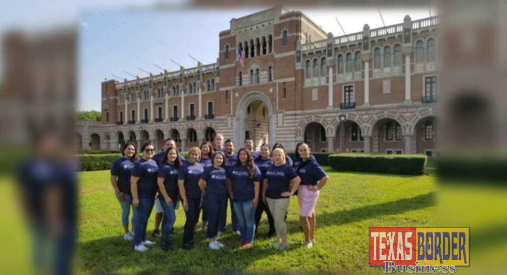 Sixteen PSJA ISD educators participated in the Rice Tapia Professional Development Camps held in Houston July 28 through Aug 2, 2019.
