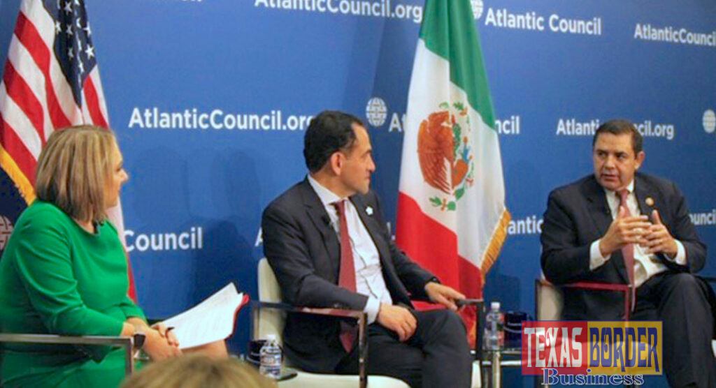 Congressman Cuellar Joins Mexican Secretary Of Finance To Discuss The Future Of USMCA