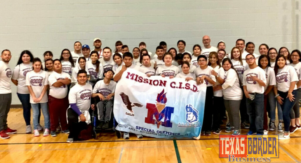 Mission CISD Special Olympics