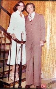Janet and Bob Vackar 1982