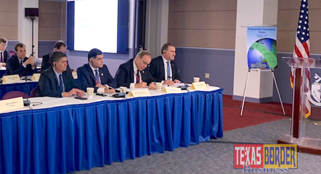 Rep Vela Represents Congress In The NATO Parliamentary Assembly