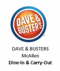 Dave & Busters McAllen