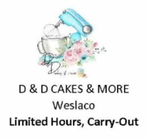 D & D Cakes & More