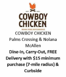 Cowboy Chicken McAllen