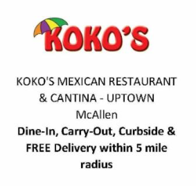 Koko's Mexican Restaurant McAllen