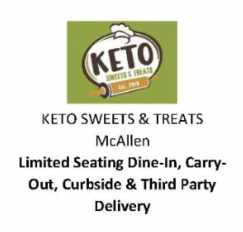Keto Sweets & Treats McAllen