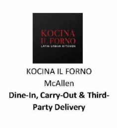 Kocina Il Forno McAllen
