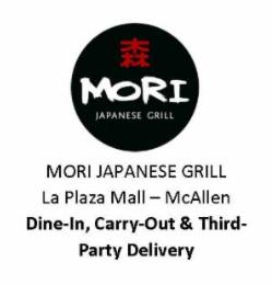 Mori Japanese Grill McAllen