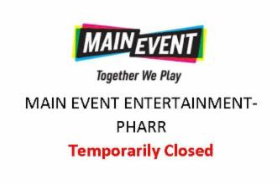 Main Event Entertainment Pharr