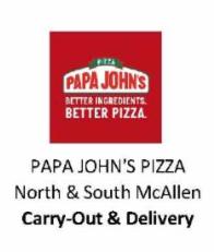 Papa John's Pizza McAllen