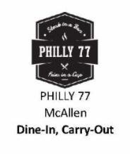 PHILLY 77 McAllen