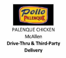Pollo palenque/Palenque Chicken McAllen