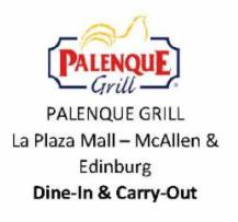 Palenque Grill La Plaza Mall McAllen