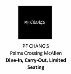P.F. Changs McAllen